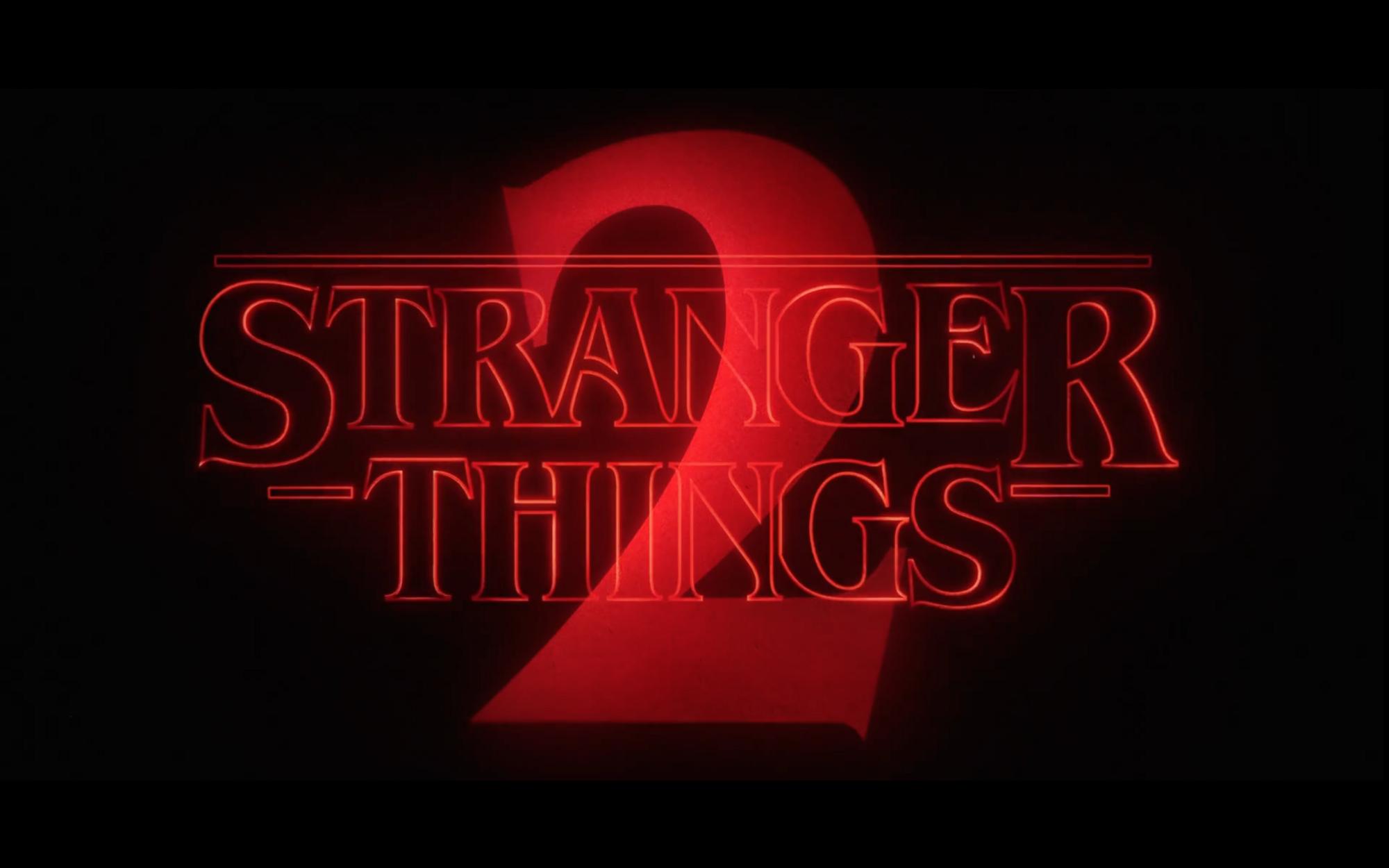 Stranger Things Season 2  (Netflix Trailer)