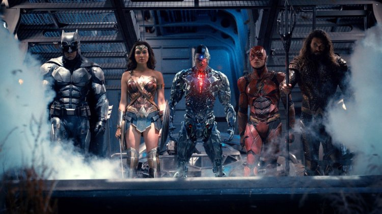 Check Out The New Comic-Con Trailer For Justice League!