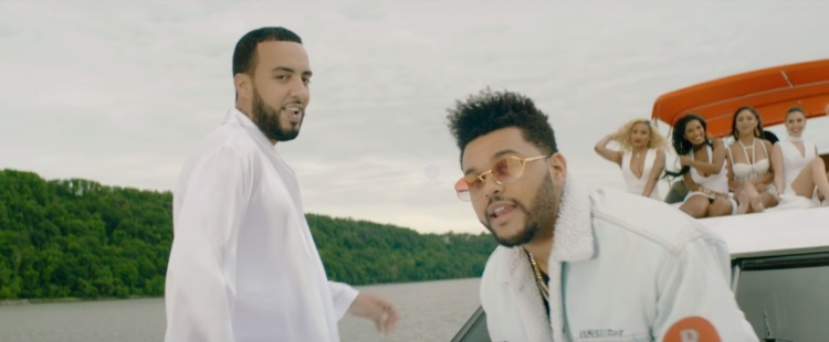 French Montana – A Lie ft. The Weeknd & Max B (Official Music Video)