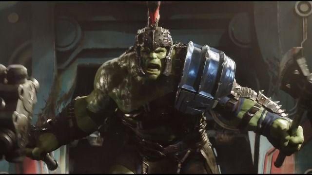 New Thor: Ragnarok Trailer Released at Comic-Con (Video)