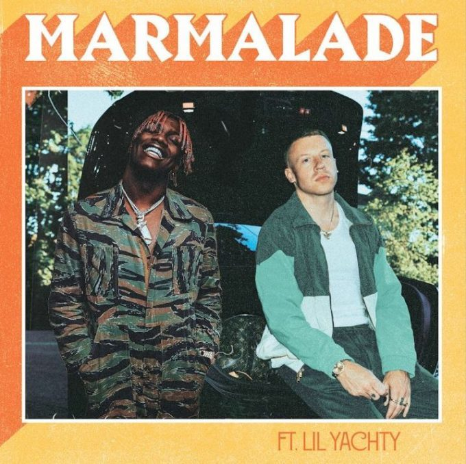 Macklemore – Marmalade ft. Lil Yachty (AUDIO)