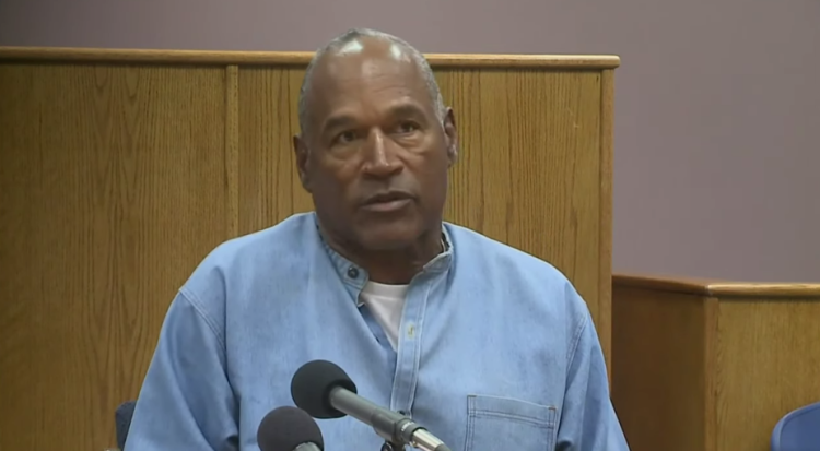 O.J. Simpson Granted Parole After Almost 9 Years In Prison (Video)