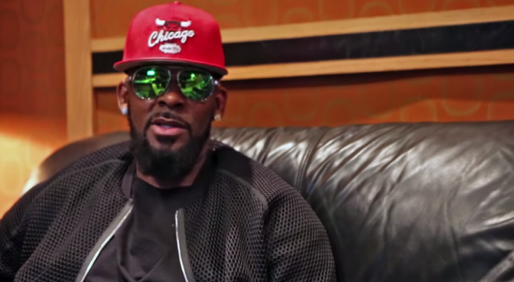 R. Kelly Accused Of Holding Women Hostage In A Cult (Video)