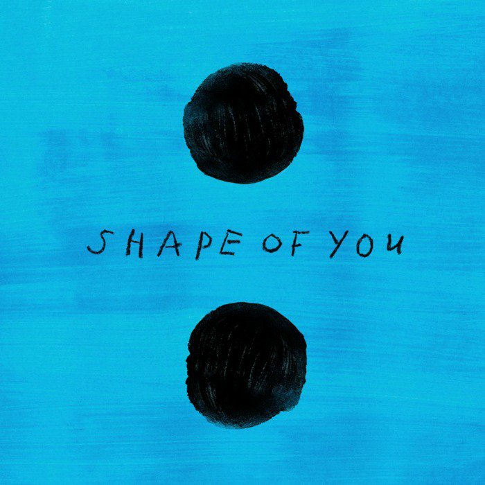 """Ed Sheeran's """"Shape Of You"""" Breaks The Record For Longest Run In The Top 10 Of The Billboard Hot 100…spent a whopping 33 weeks on the chart."""