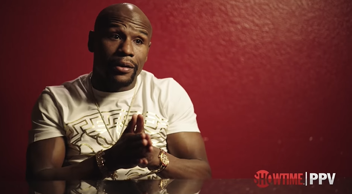 Floyd Mayweather: Approaching the Fight | Mayweather vs. McGregor (Video)