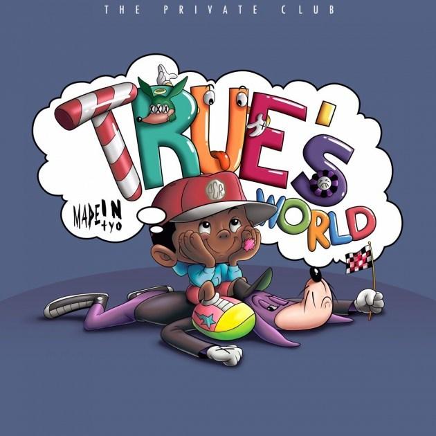 MadeinTYO – True's World (EP Stream)