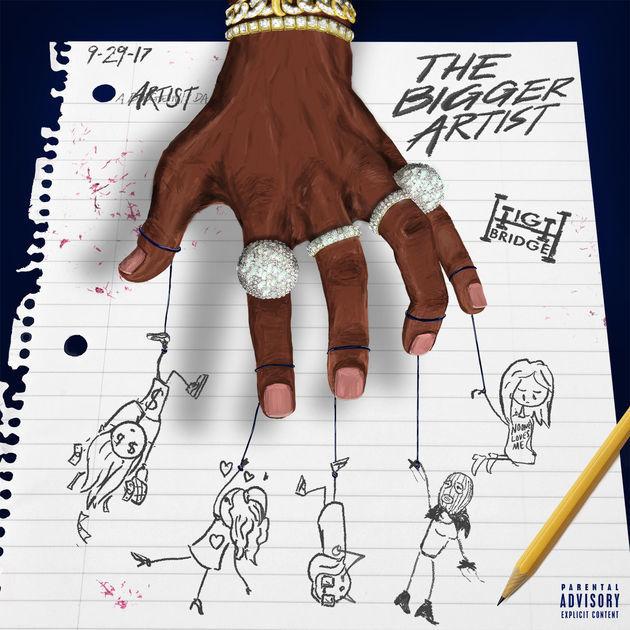 A Boogie Wit Da Hoodie – The Bigger Artist (Album Stream)