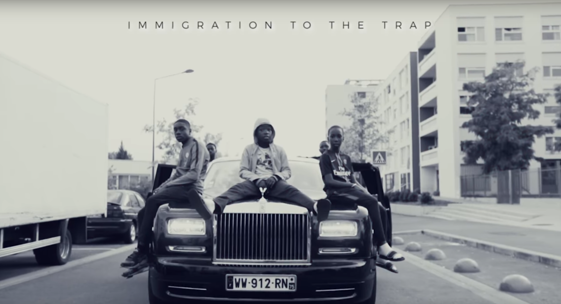 Belly – Immigration To The Trap (Official Music Video)