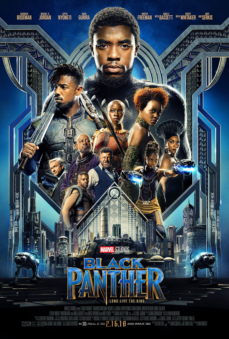 The new Black Panther trailer and poster