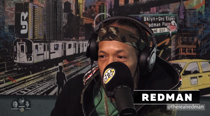 Redman x Ebro In The Morning: Talks Importance Of Being Original, J. Cole & Kendrick Lamar Being All Time Greats, New VH1 Show, Spits A Freestyle (Video)
