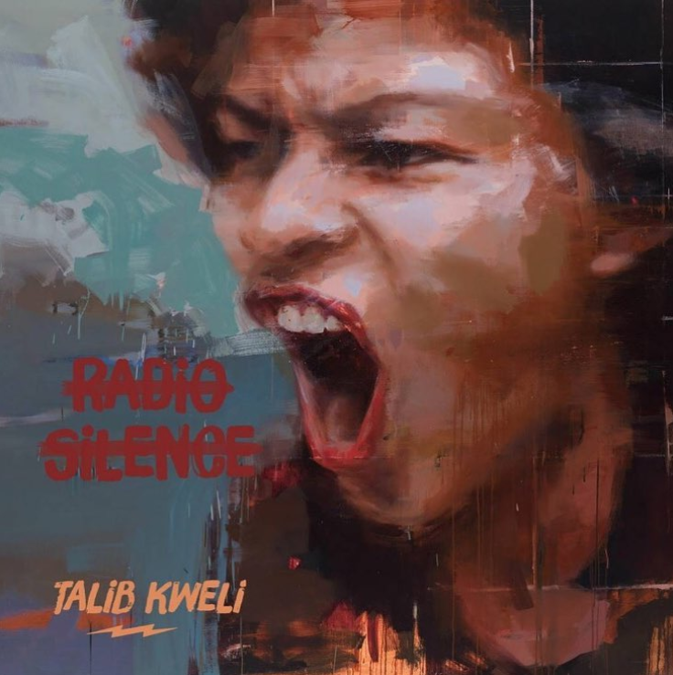 Talib Kweli – Radio Silence (Album Cover/Tracklisting)
