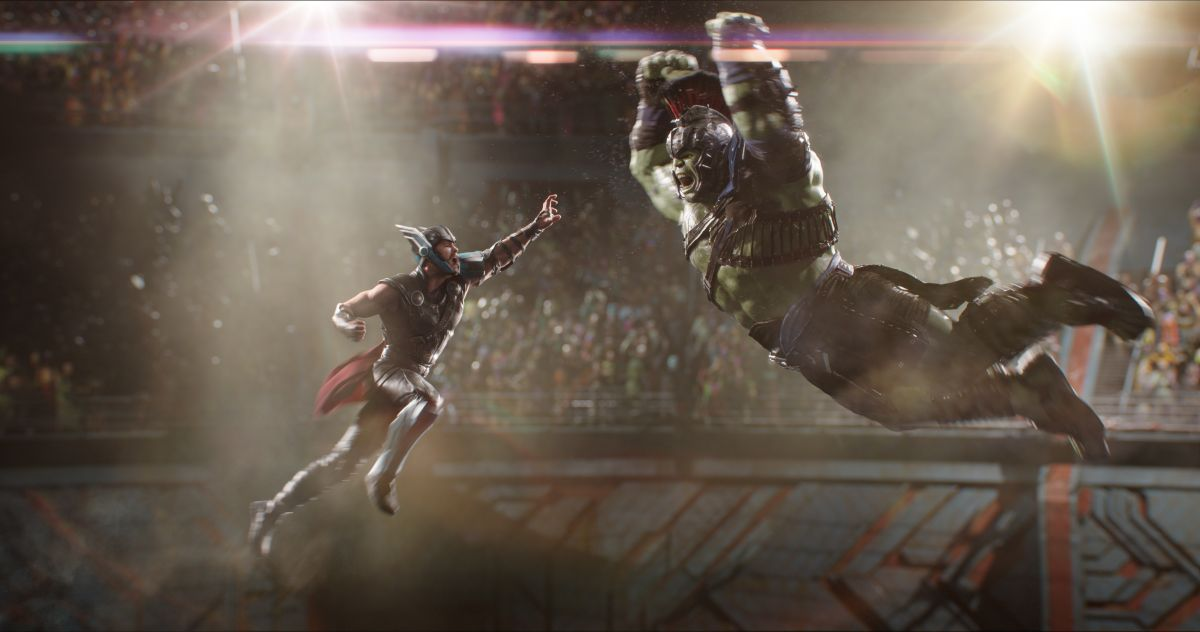 Early Thor: Ragnarok reviews are in, plus new Hulk clip (Trailer)