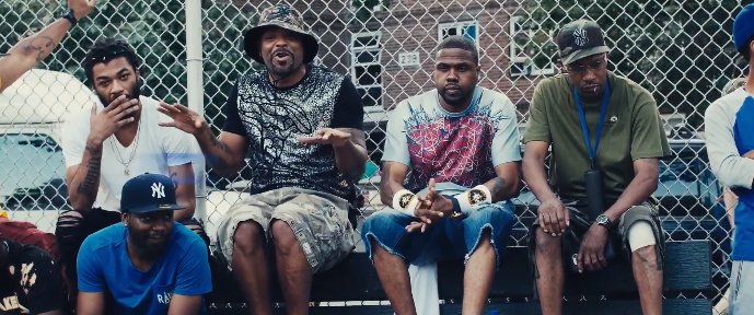 Wu Tang Clan – If Time Is Money (Fly Navigation) / Hood Go Bang Ft. Redman (Official Music Video)