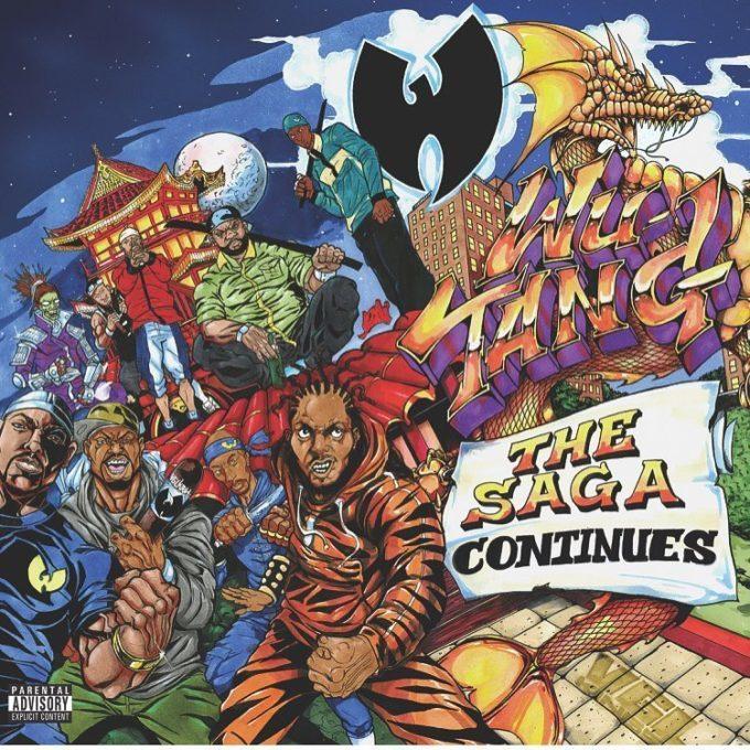 Wu-Tang Clan – The Saga Continues (Album Stream)