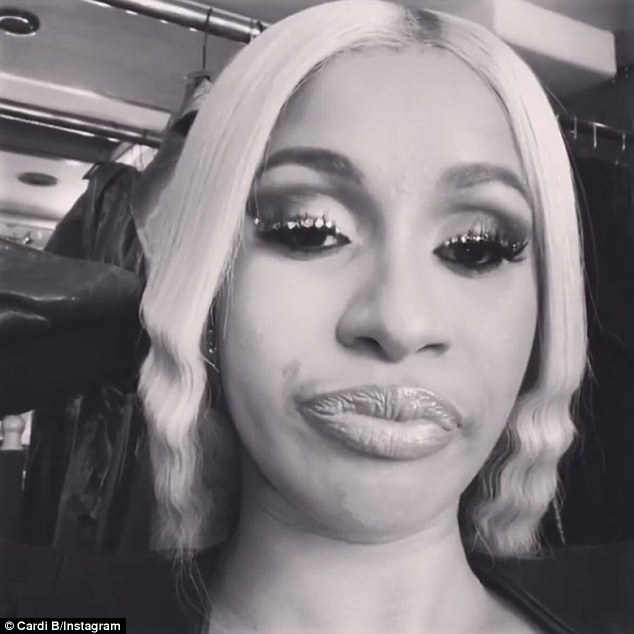 Cardi B Says She Wants Receipts for How Her Tax Money Is Spent