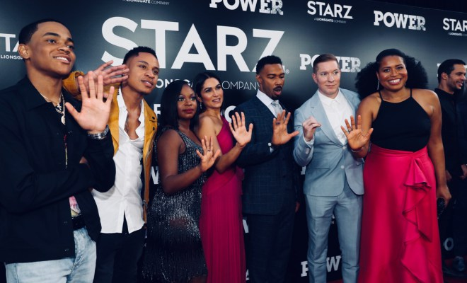 Cast of 'Power' Season 5 shined bright on the red carpet at world premiere