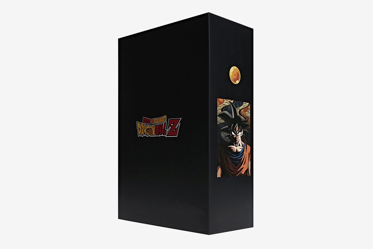 Here's Your First Look at the adidas x 'Dragon Ball Z' Packaging