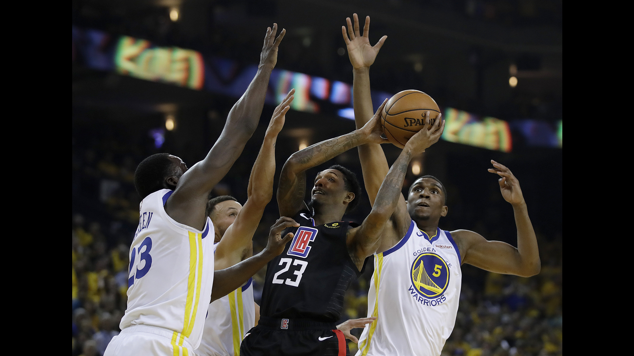 Warriors Blow 31-Point Lead to the Clippers at Home, Series Now Tied at 1-1