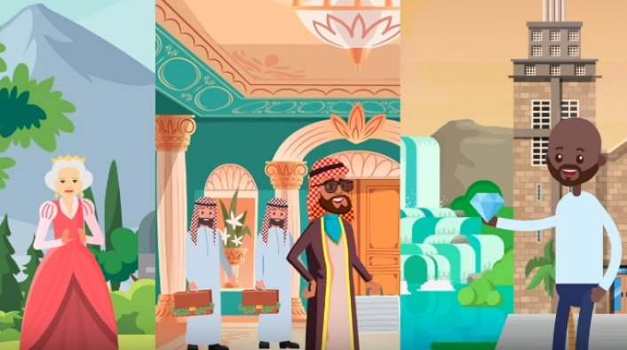 Animation Shows Top 10 Billionaires Who Own the Most Land in the World