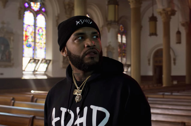 "Joyner Lucas drops visuals for new track ""Devil's Work"""