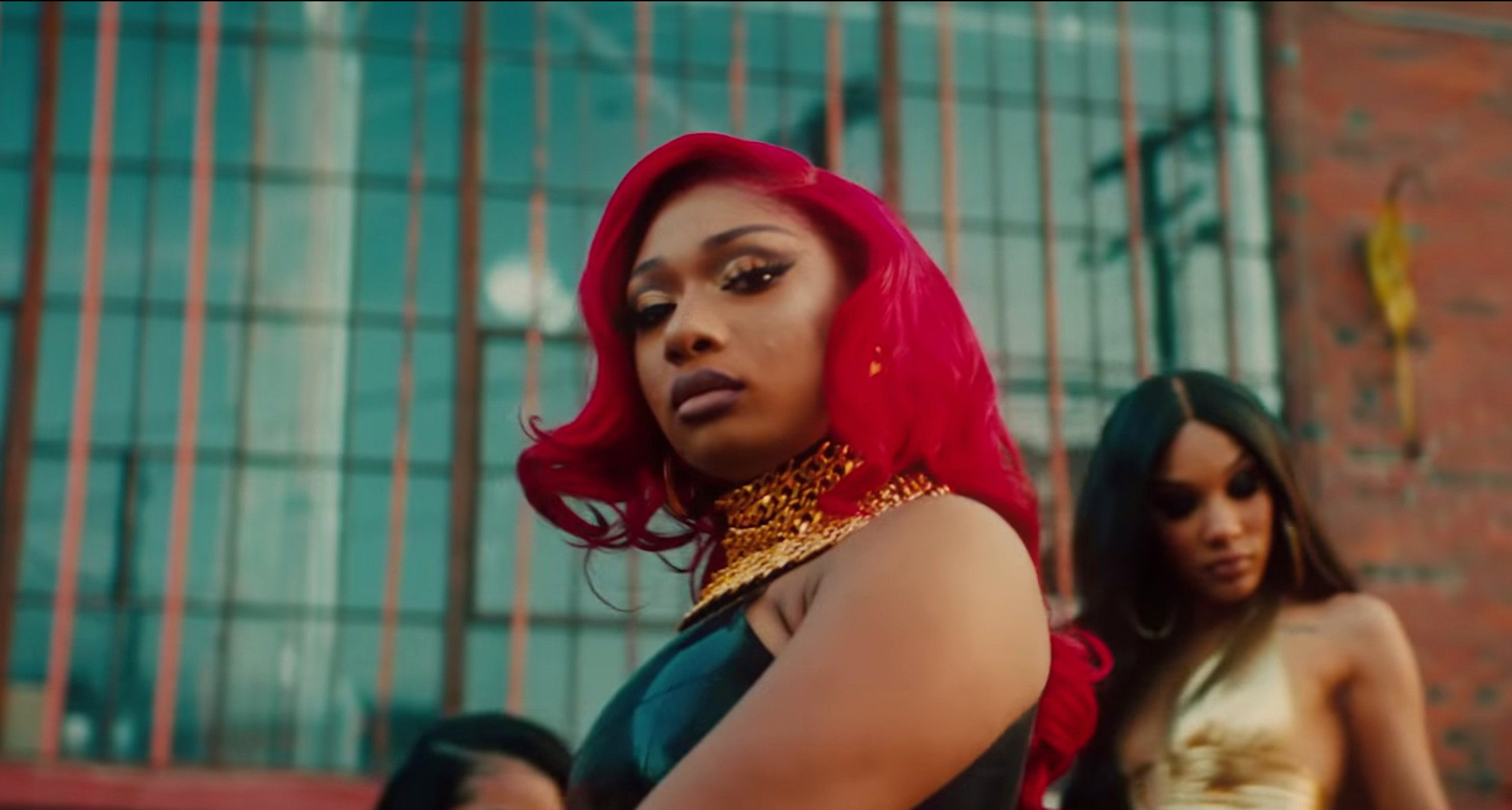 Megan Thee Stallion drops Blaxploitation-Flavored Video Get 'Realer'
