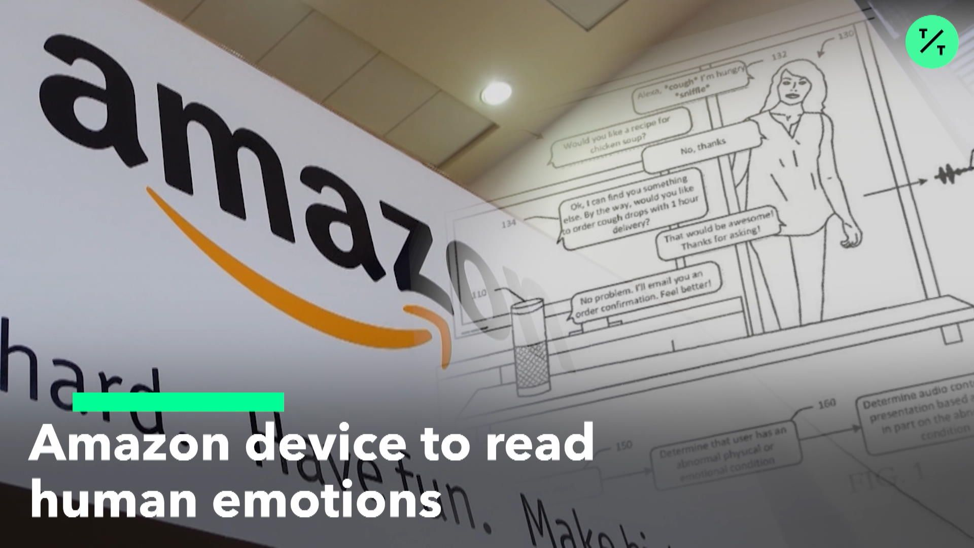 Amazon Reportedly Developing a Device That Reads Human Emotions