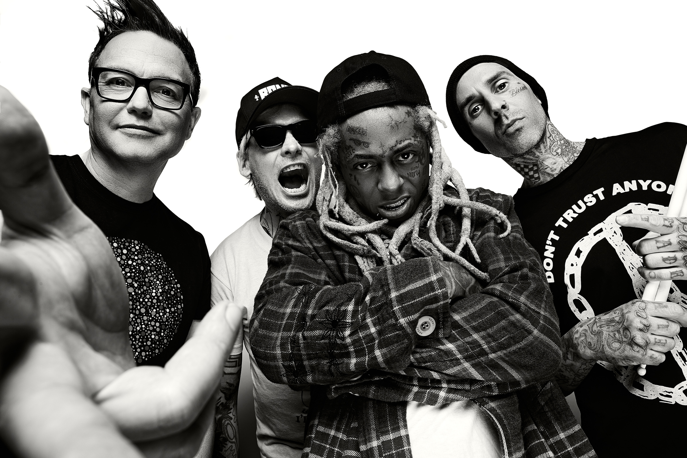 Lil Wayne and Blink-182 Announce Joint Tour