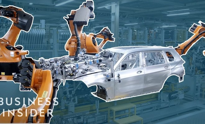 How The 2020 BMW X7 Is Made | The Making Of