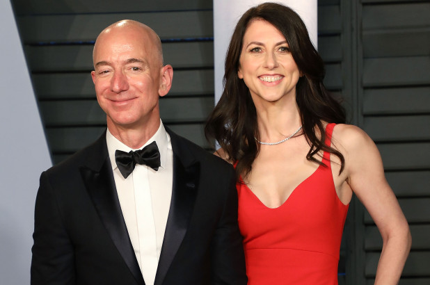 Jeff Bezos' Wife to Donate Half of $36B Divorce Settlement to Charity