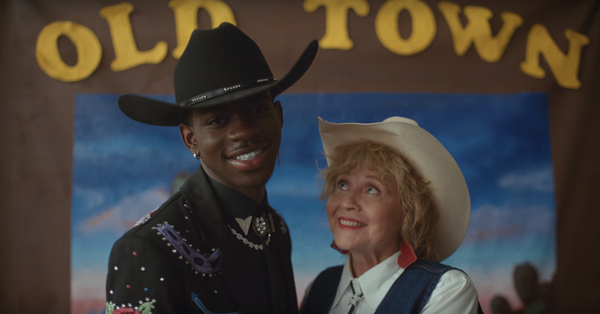 "Lil Nas X Releases Star-Studded Music Video for ""Old Town Road"""