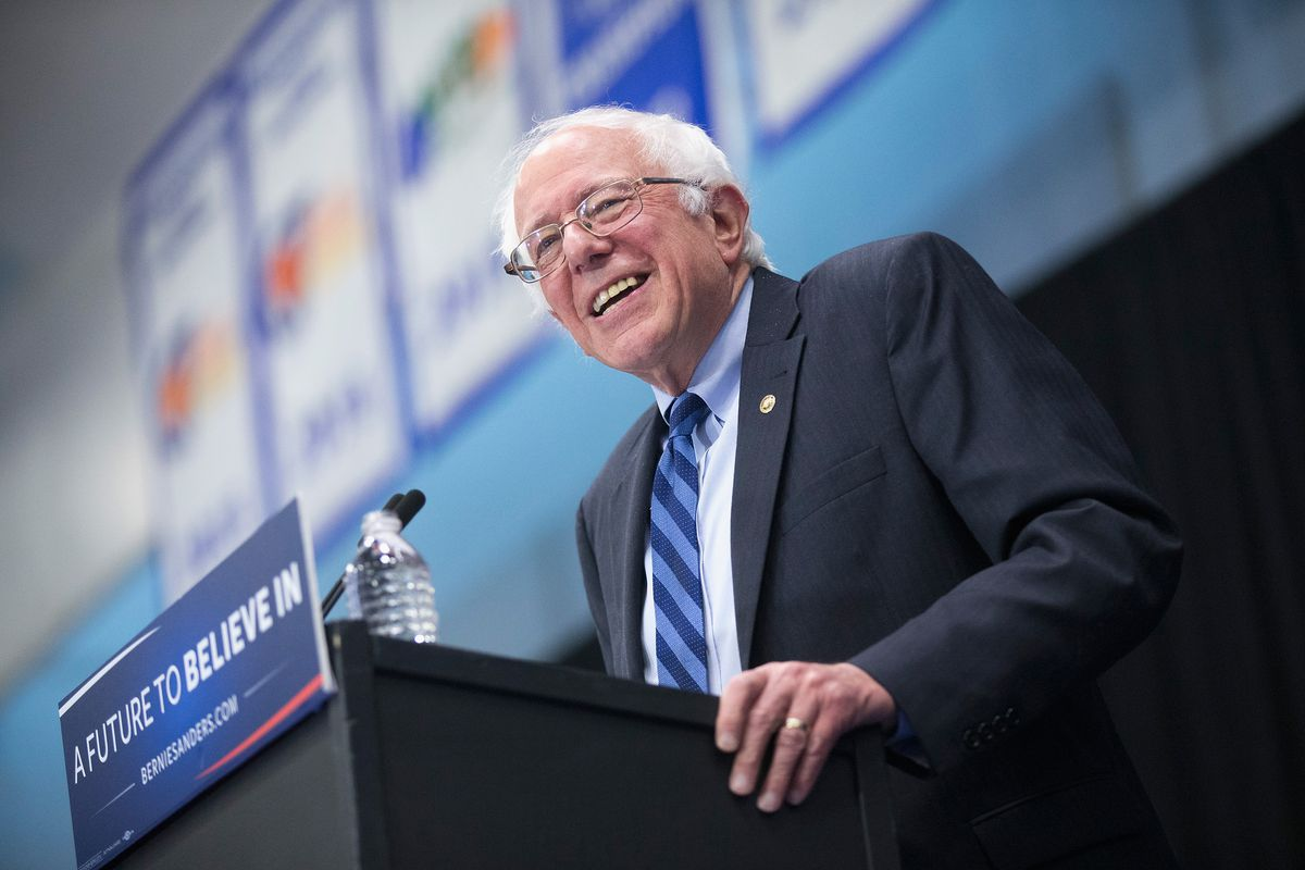 Bernie Sanders Proposes to Cancel Student Debt for 45 Million Americans