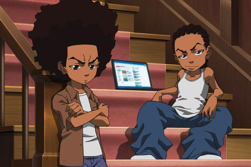 """Sony Announces a Reboot of """"The Boondocks"""" w/ Aaron McGruder"""