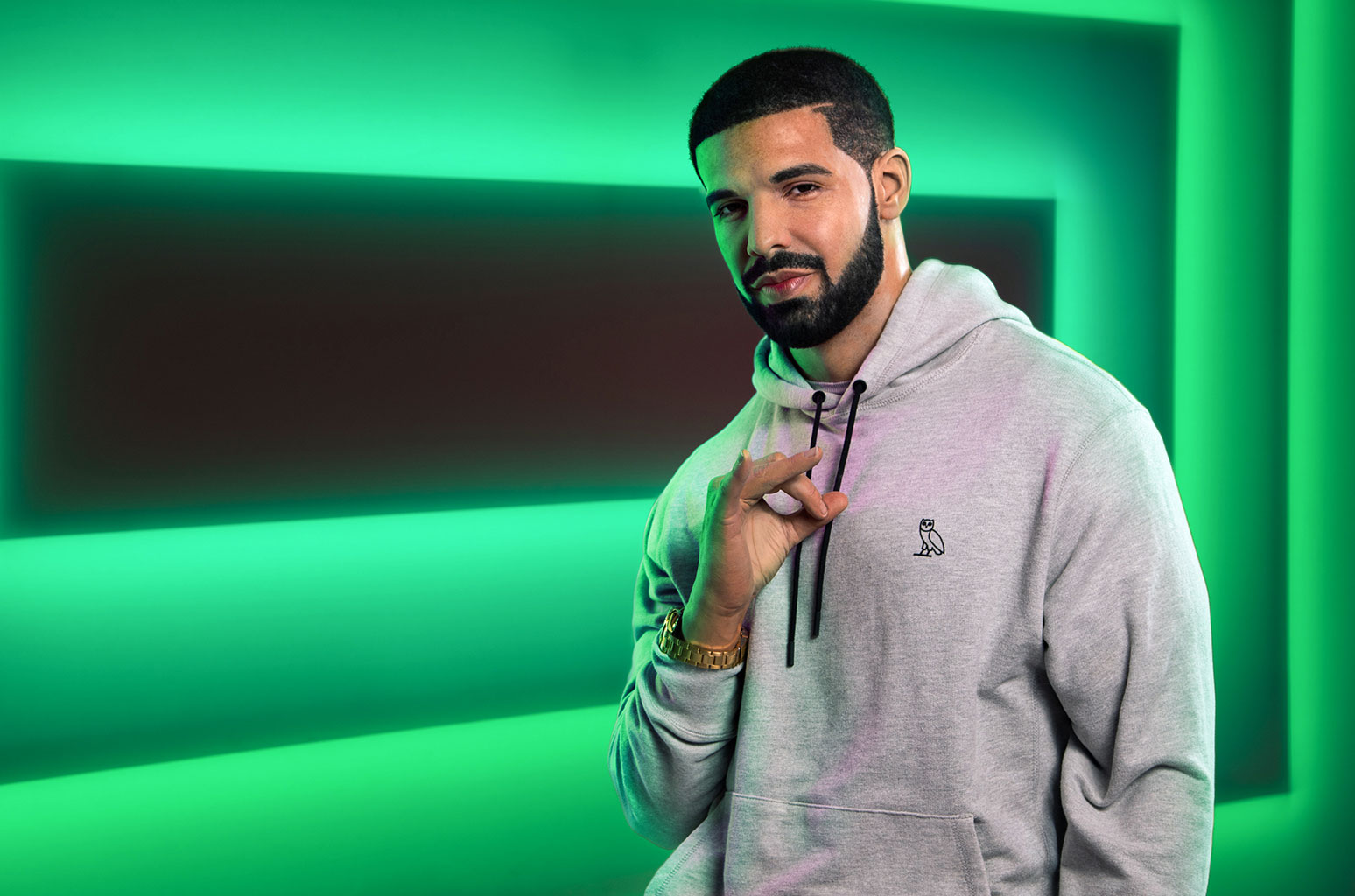 Drake Is Now a Wax Figure at Madame Tussauds in Las Vegas