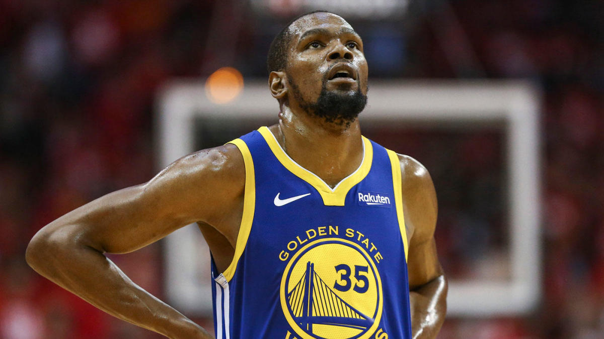 KD Reportedly 'Soul-Searching' Ahead of Impending Free Agency Decision