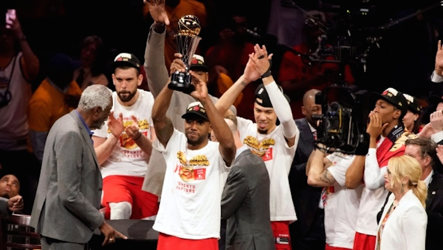 Toronto Raptors Win Their First-Ever NBA Championship