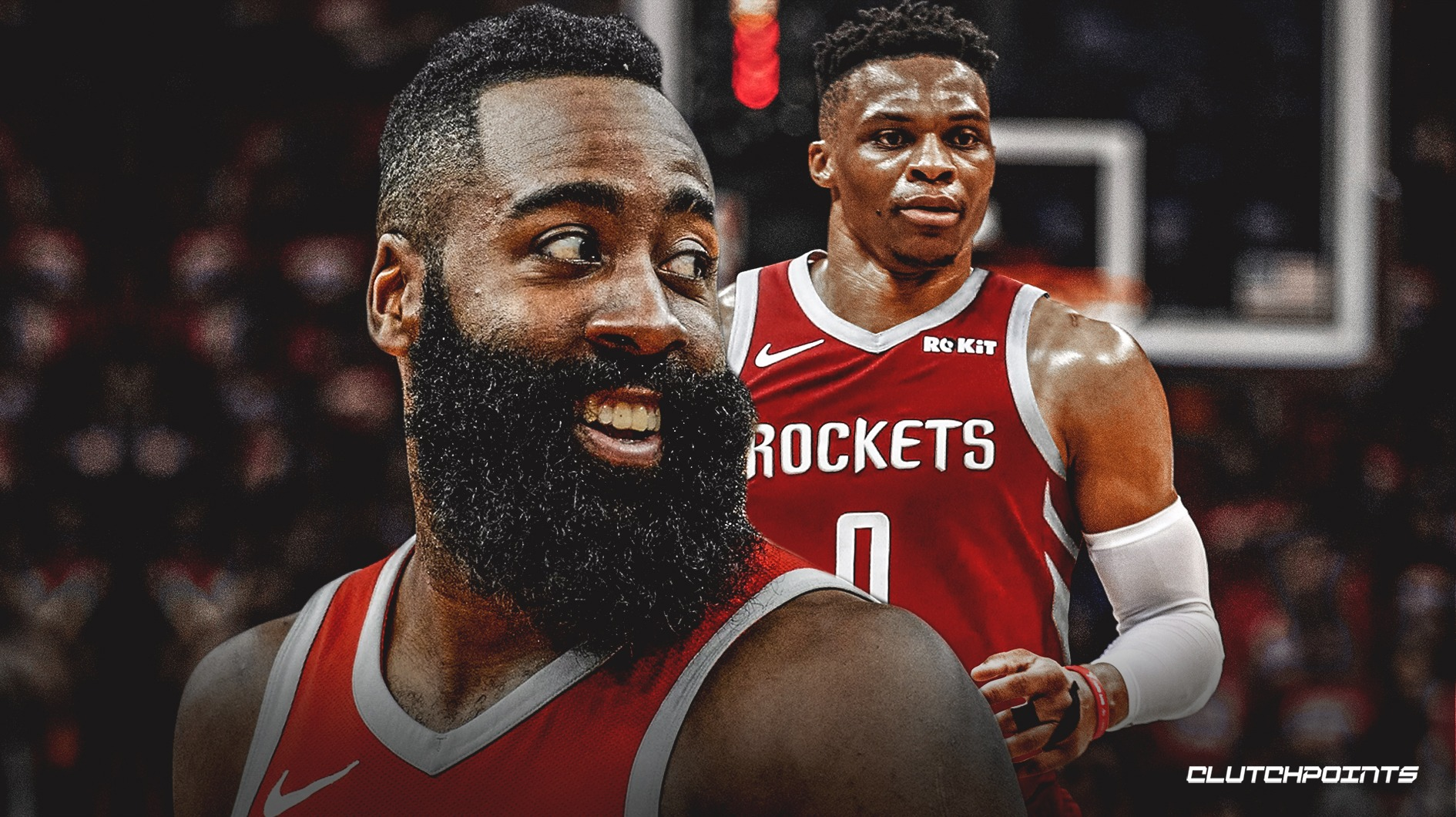 James Harden and Russell Westbrook Back Together After Chris Paul Trade