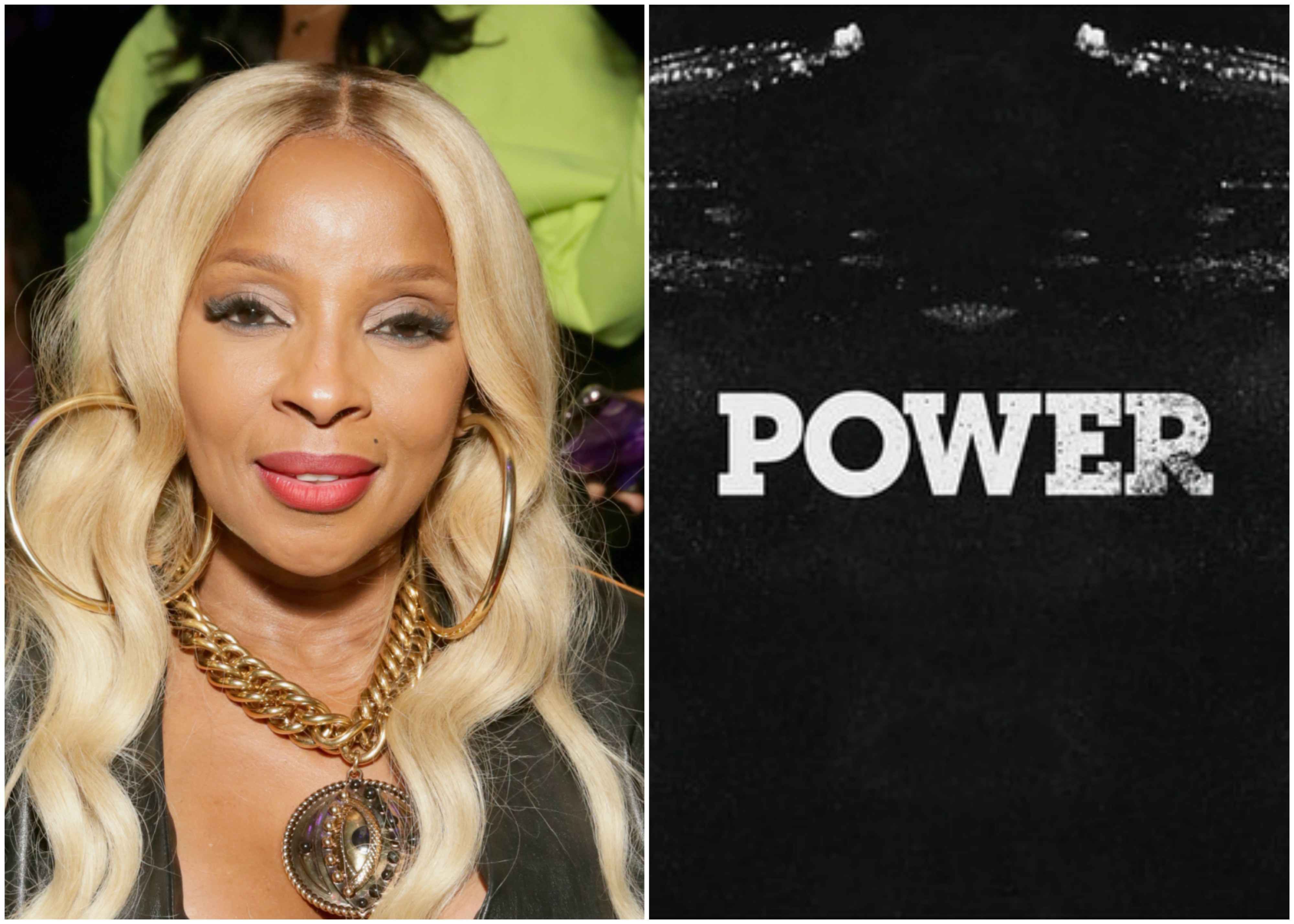 "50 Cent Announces Mary J. Blige will Star in ""Power Book II: Ghost"""