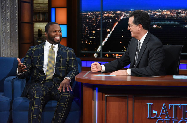 50 Cent Shares Story of Snoop Dogg Stealing His Lamborghini During Show