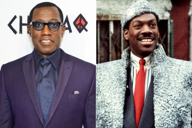 "Wesley Snipes Joins Cast of ""Coming 2 America """