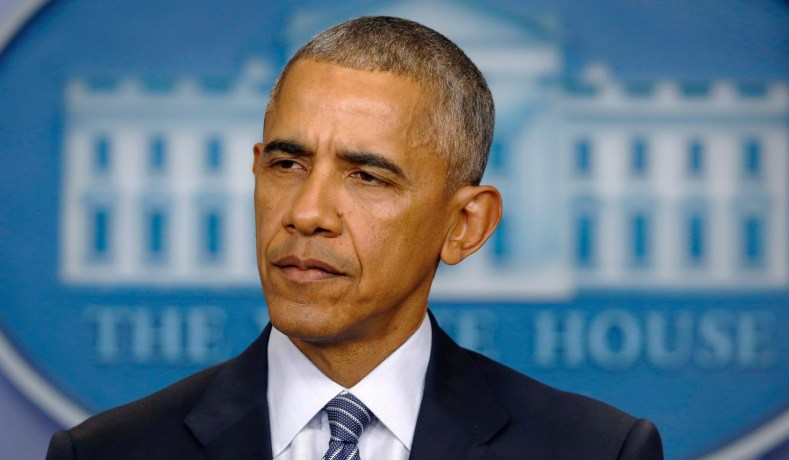 """Obama Warns of """"Racist Sentiments"""" from Leaders After Recent Shootings"""