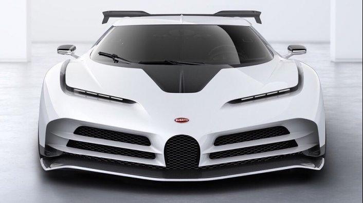 Bugatti Reveals Their New $10M Supercar, The Centodieci