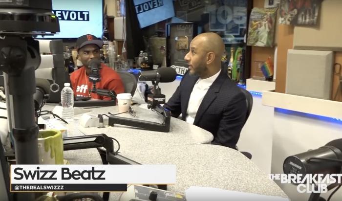The Breakfast CLub Interview Swizz Beatz: Talks 'Godfather Of Harlem', DMX's True Self, Classic Posse Cuts + More