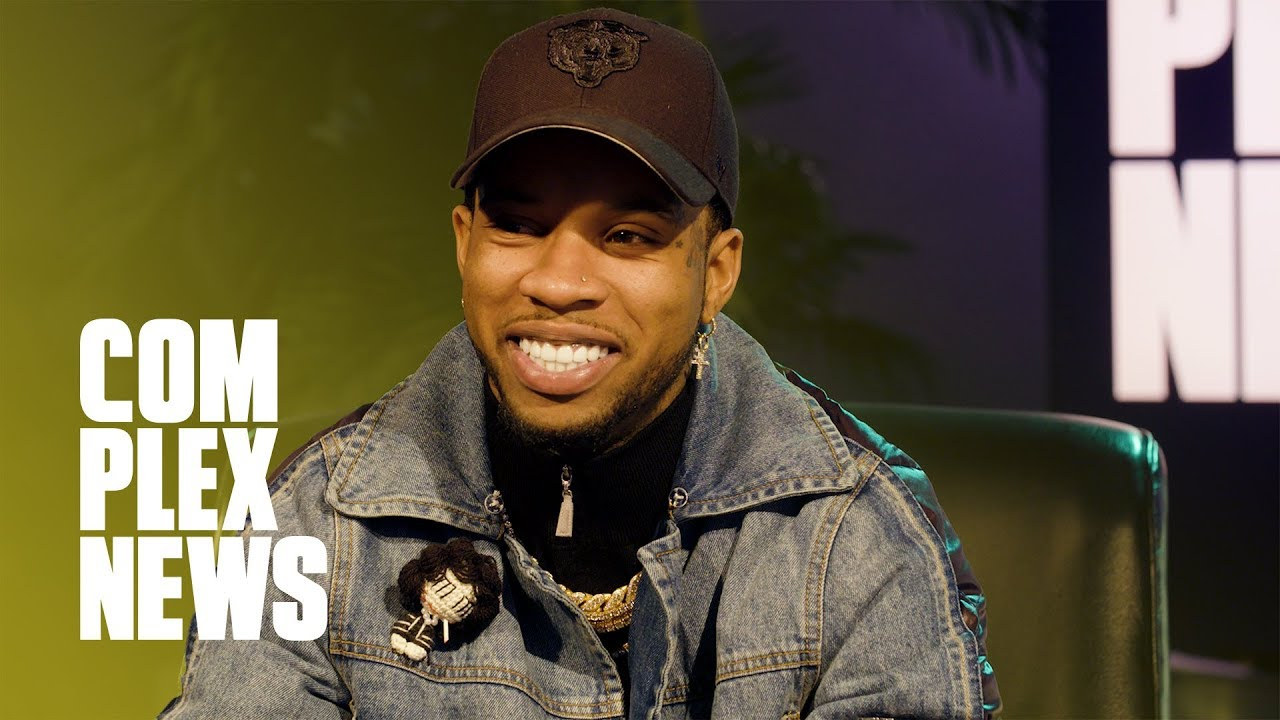 Tory Lanez on Missing 6ix9ine, Tour Life with Drake & Chris Brown, and Chixtape 5 Release Date