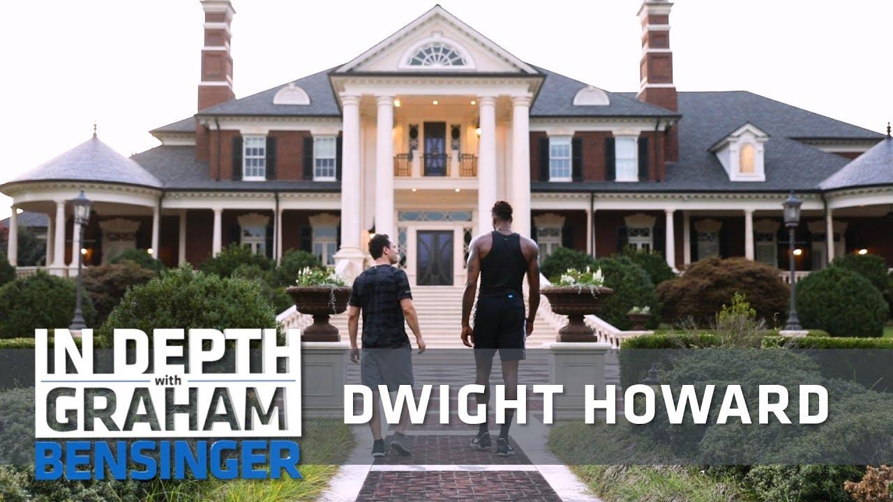 Dwight Howard Gives a Tour of His 35,000 Square Foot Atlanta Mansion