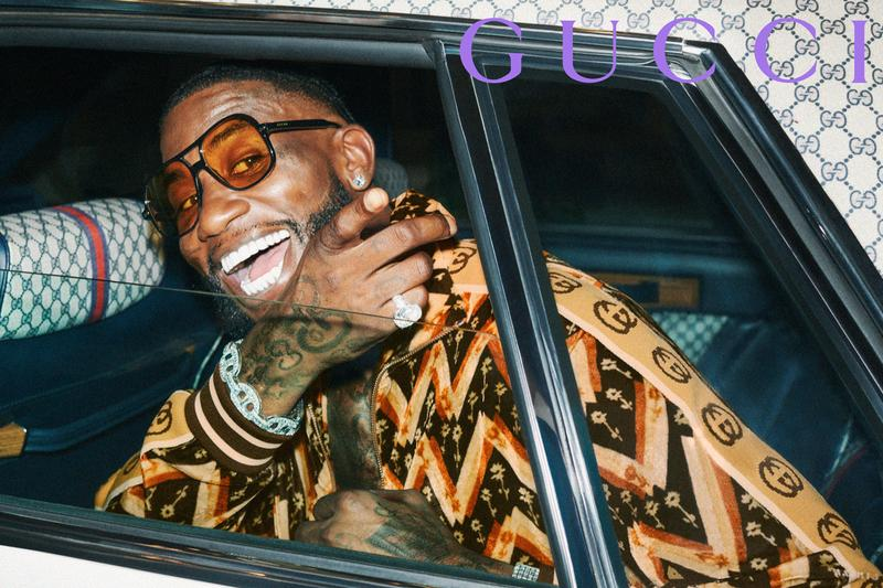 Gucci Mane Collaborated With Gucci for New 'Gucci Cruise' 2020 Collection 🙌🙌