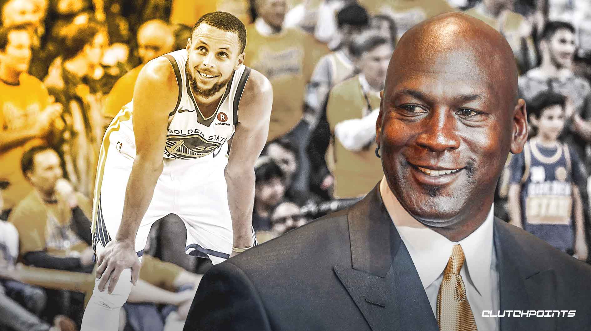 "Michael Jordan Says Steph Curry is ""Not a Hall of Famer Yet"""