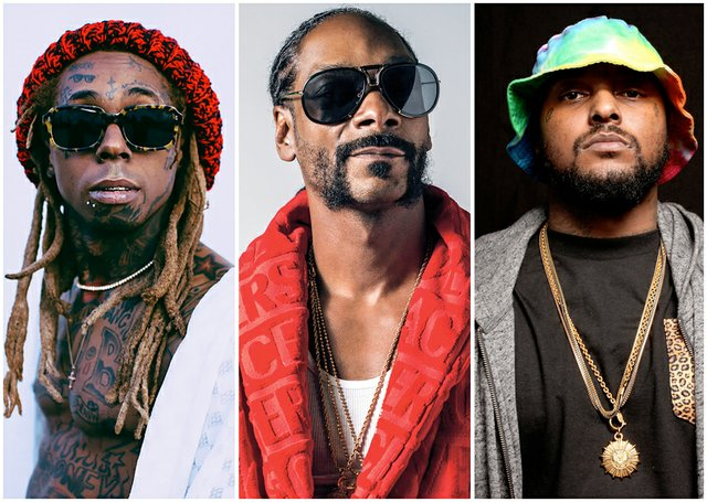 Booking Prices for Hundreds of Rappers Leaked, Including Snoop Dogg, Lil Wayne, Gucci Mane, and more!