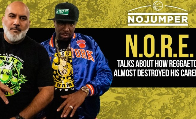 NORE Talks About How Reggaeton Almost Destroyed His Career