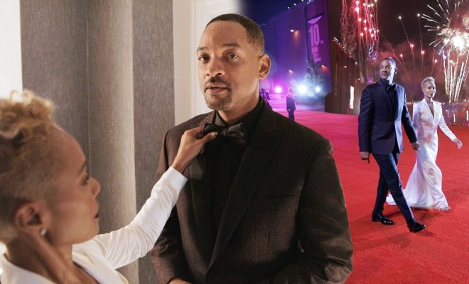 Will Smith Documents His First Visit to Tyler Perry Studios