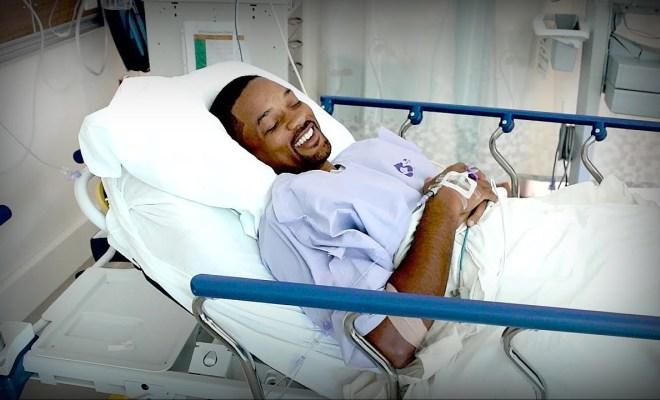 Will Smith Vlogs His Colonoscopy
